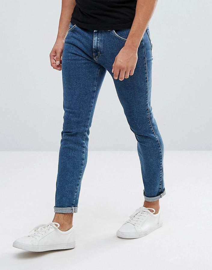 Wrangler Stonewash Super Skinny Jean