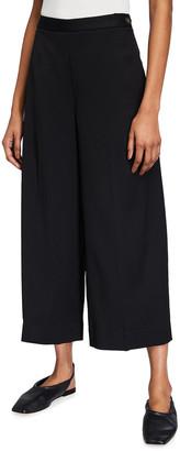 Vince Wide-Leg Culotte Pants