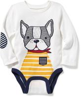 Old Navy Dog-Graphic Bodysuit for Baby