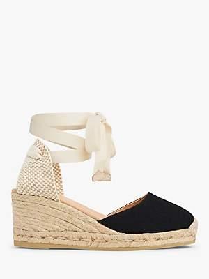 LK Bennett L.K.Bennett Maureene Wedge Heel Sandals