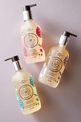 La Chatelaine Hand Soap By La Chatelaine in Blue