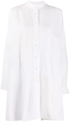 Soulland Elisa cotton shirt dress