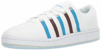 K-Swiss Women's Classic 88 Knit Clouds and Dirt Sneaker
