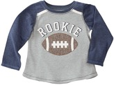 Mud Pie Football Rookie Long Sleeve Shirt Boy's Clothing