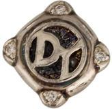 David Yurman Diamond DY Pin