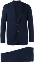 Lardini two-piece suit - men - Cotton/Polyester/Spandex/Elastane - 48
