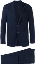 Lardini two-piece suit - men - Cotton/Polyester/Spandex/Elastane - 54