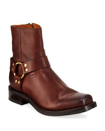 2654a89d84c Men's Conway Leather Harness Boots