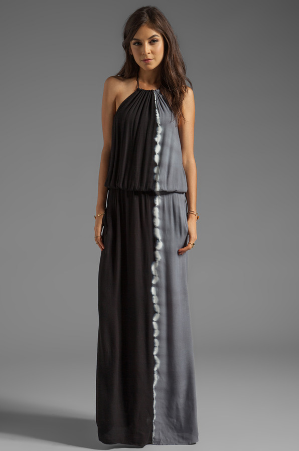 Young Fabulous & Broke Young, Fabulous & Broke Kassandra Side Ombre Maxi