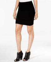 GUESS Mirage Textured Mini Skirt