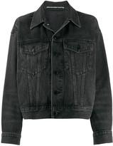 Alexander Wang denim boyfriend jacket