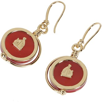 Lanvin Mother And Child Earrings