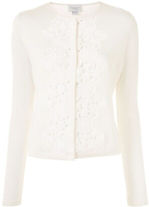 Giambattista Valli Floral Embroidered Vest