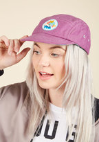 High Five-Panel! Hat in Abstract
