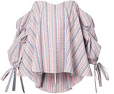 Caroline Constas Gabriella top - women - Cotton - XS
