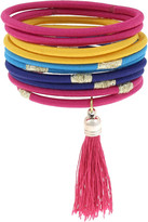 Capelli New York Assorted Brites Ponytail Holders