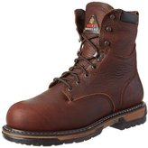 Rocky Men's Iron Clad Eight Inch Steel Toe Work Boot