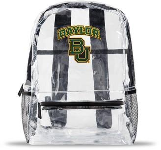 clear Baylor Bears Team Logo School Bag