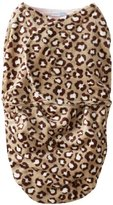 Vitamins Baby Girls Newborn Leopard Print Swaddle Blanket