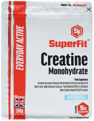 Superfit Creatine Monohydrate Powder