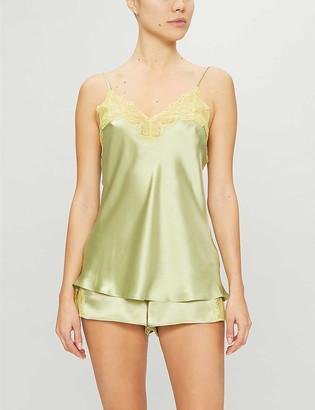 Nk Imode Solange silk-satin pyjama bottoms