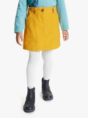 John Lewis & Partners Girls' Corduroy Skirt