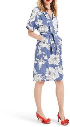 Phase Eight Malika Floral Print Dress