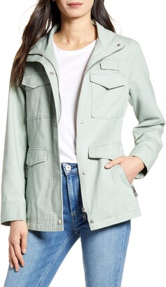 Sam Edelman Safari Cotton Jacket