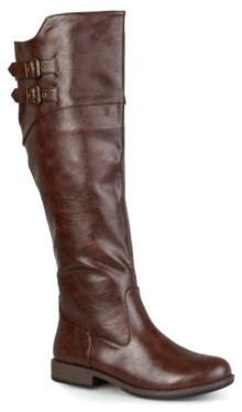 Journee Collection Tori Extra Wide Calf Boot