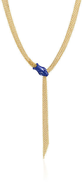 Tiffany & Co. Elsa Peretti®:Snake Necklace
