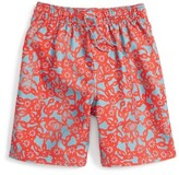 Tea Collection Toddler Boy's Yanagi Swim Trunks
