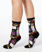 Hot Sox Women's Art Supplies Socks