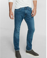 Express Slim Fit Slim Leg Flex Stretch Knit Jeans