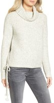 Madewell Drawcord Cowl Sweater