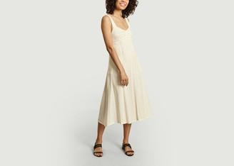 Masscob Saudeira Cotton Mid Length Dress - XS