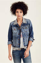 True Religion Sunrise Womens Denim Jacket