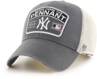 '47 Adult New York Yankees 2019 Postseason Adjustable Cap