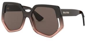 Miu Miu Sunglasses, Mu 07VS 55
