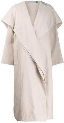 Issey Miyake Draw Coat