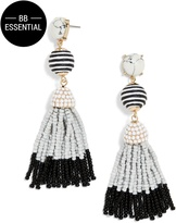 BaubleBar Catalina Tassel Earrings
