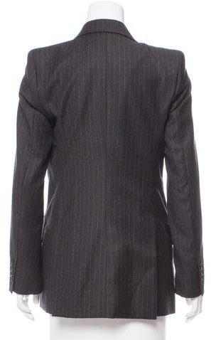 BLK DNM Wool Pinstriped Blazer w/ Tags