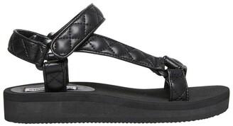 Steve Madden Henley Black Multi Sandal