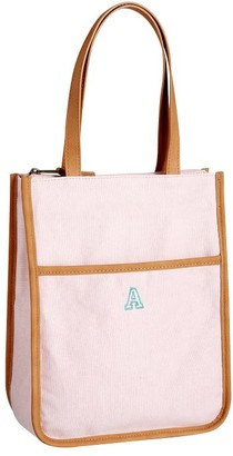Pottery Barn Teen Northfield Soft Pink Tote Lunch Bag