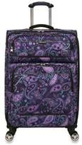 Ricardo Beverly Hills Mar Vista 24-Inch 4-Wheel Upright in Purple Paisley