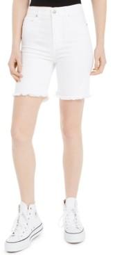 Celebrity Pink Juniors' Denim Bermuda Shorts
