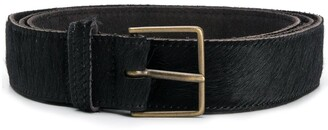 Forte Forte Square-Buckle Belt