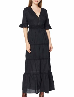Find. Amazon Brand Women's Maxi Lace Boho Dress