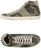 Leather Crown High-tops & sneakers - Item 44812924