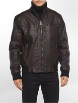 Calvin Klein Bomber Zip Jacket