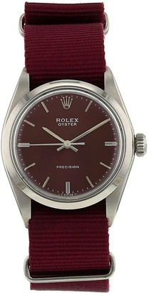 Rolex 1972 pre-owned Oyster Precision 34mm